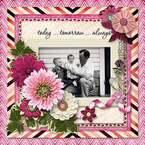 Endless Love Layout