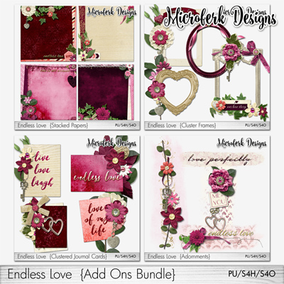 Endless Love Add Ons Bundle