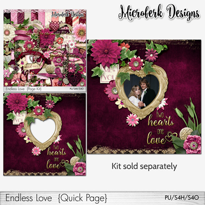 Endless lOve Bundles and Add Ons by Microferk Designs @Oscraps!