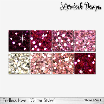 Endless Love Glitters