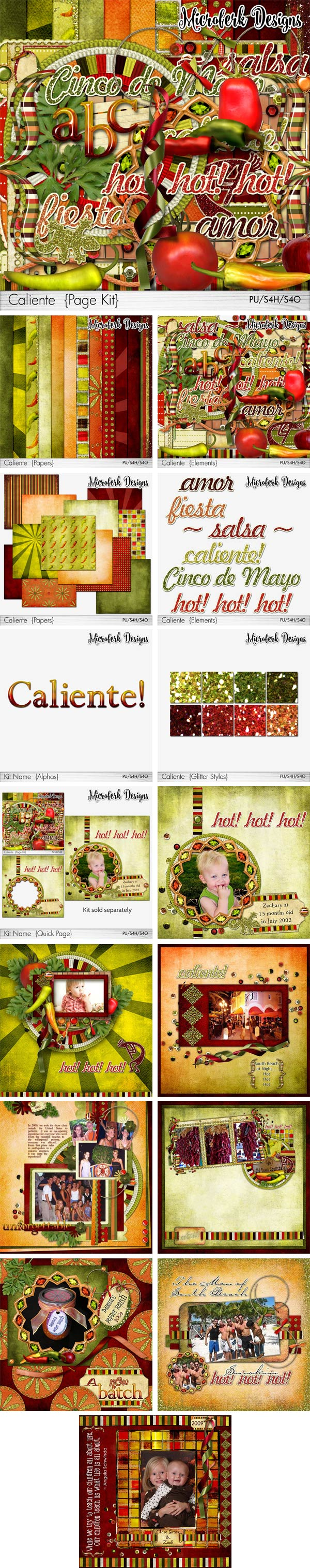 Caliente Collection