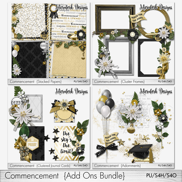 Commencement Add Ons Bundle
