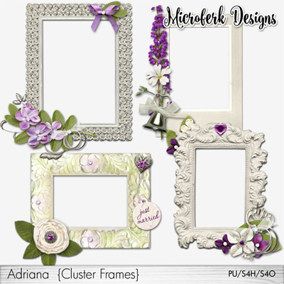 Adriana Clustered Frames
