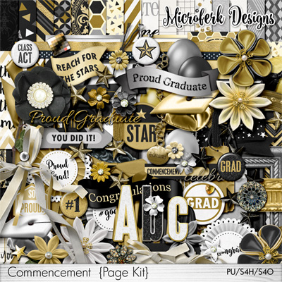 Commencement Page Kit