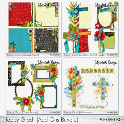 Happy Grad Add Ons Bundle