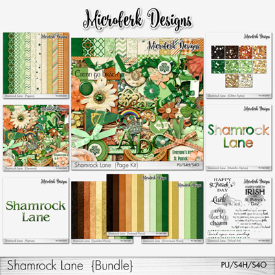 Shamrock Lane Bundle