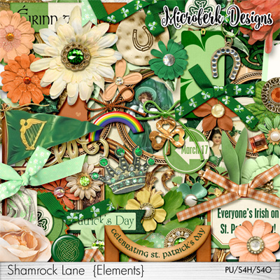 Shamrock Lane Elements