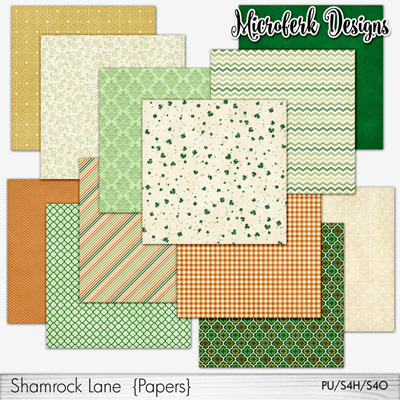 Shamrock Lane Papers