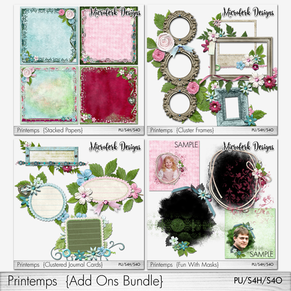 Printemps Add Ons Bundle